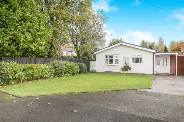 Thumbnail Bungalow for sale in Wheaton Close, Oxley, Wolverhampton, West Midlands