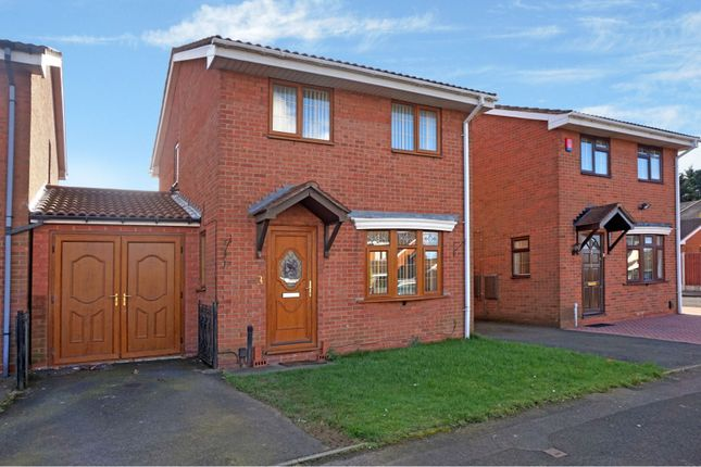 Thumbnail Detached house for sale in Sorrel Close, Oldbury