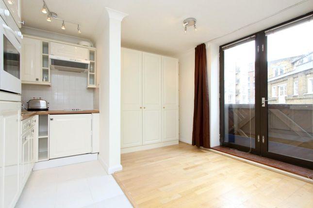 Studio to rent in Aldersgate Court, Barbican EC1A