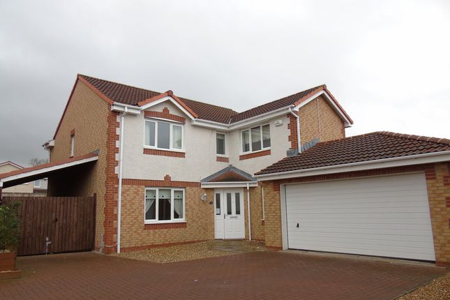 Thumbnail Detached house for sale in Crofton Wynd, Victoria Gardens, Airdrie