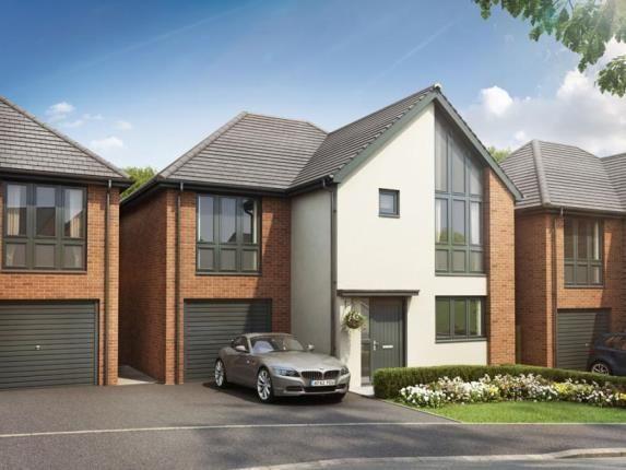 Thumbnail Detached house for sale in Rowan Drive, Seaton