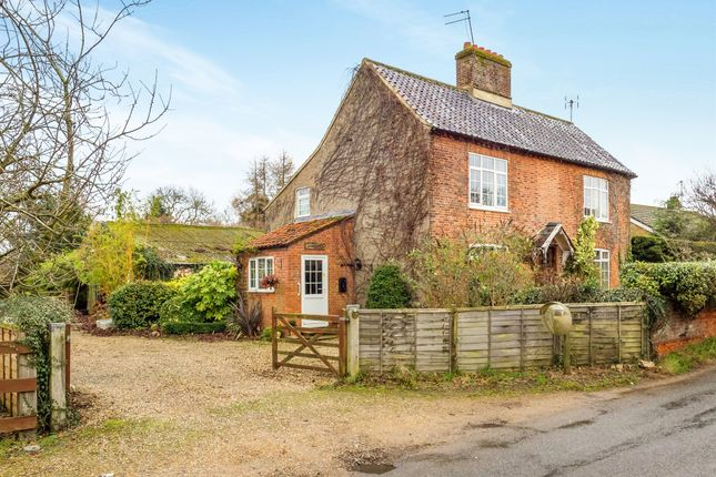 Thumbnail Property for sale in Reepham Road, Bawdeswell, Dereham