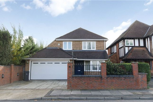 Thumbnail Detached house to rent in Nelson Road, New Malden, Surrey