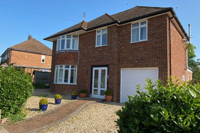 Thumbnail Detached house to rent in Juniper Close, Canterbury