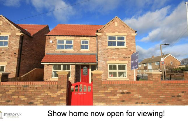 Thumbnail Detached house for sale in High Street, Hatfield, Doncaster