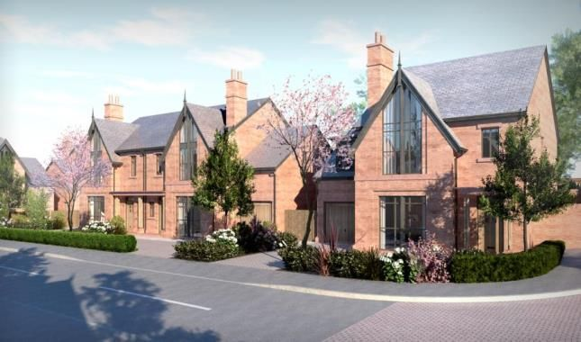 Thumbnail Semi-detached house for sale in Fairways View, Kersall Road, Prestwich, Greater Manchester