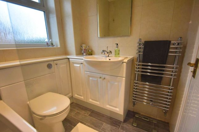 Bathroom of Tunshill Road, Wythenshawe, Manchester M23