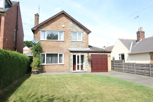 Thumbnail Property for sale in Chesterfield Road, Barlborough, Chesterfield