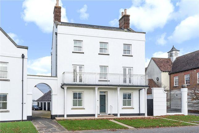 Thumbnail Detached house for sale in Holmead Walk, Poundbury, Dorchester