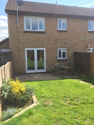 Thumbnail Terraced house to rent in Christopher Drive, Pewsham, Chippenham
