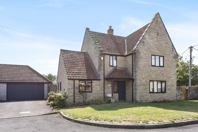 Thumbnail Detached house for sale in The Paddocks, Ilchester, Somerset