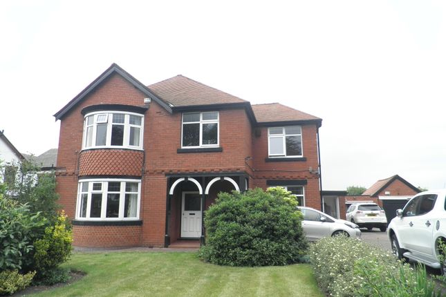 Thumbnail Detached house for sale in Keresforth Hall Road, Barnsley