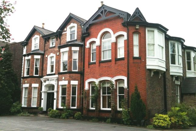 Thumbnail Flat To Rent In Oakleigh House Parkfield Road Aigburth