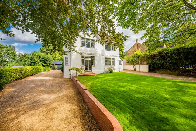 Thumbnail Detached house for sale in Heatherdale Road, Camberley