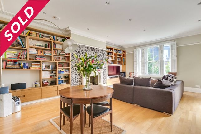 Thumbnail Flat for sale in Sutherland Avenue, Little Venice, London