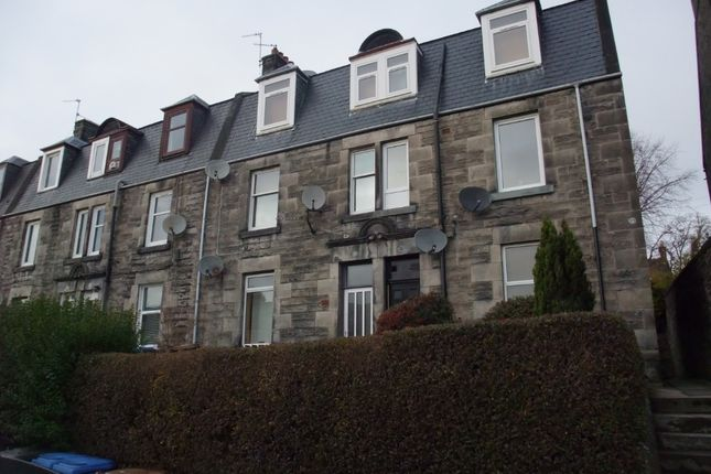 Thumbnail 2 bed flat to rent in Rose Street, Dunfermline, Fife