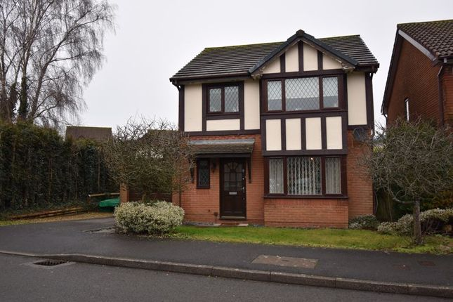 Detached house for sale in 63 Picton Gardens, Bridgend