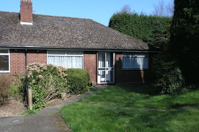 Thumbnail Semi-detached bungalow for sale in Surfeit Hill Road, Cradley Heath