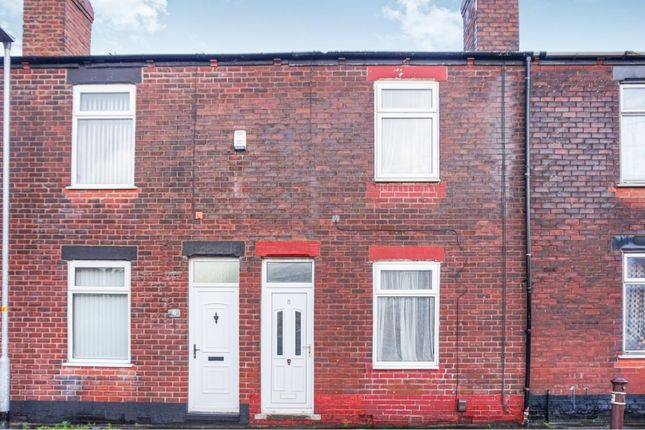Terraced house in  Matthews Street  Warrington  Manchester