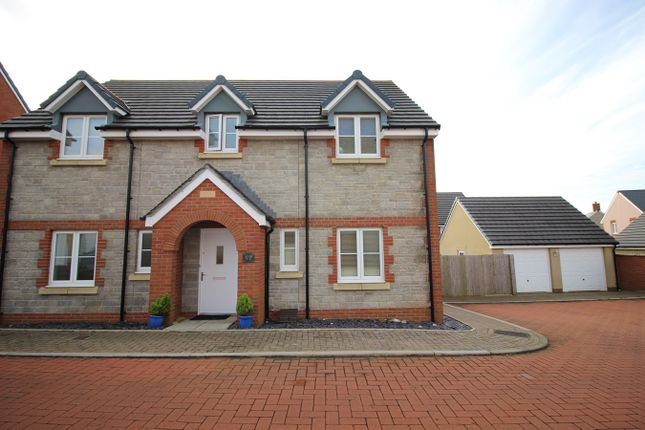 Thumbnail Detached house for sale in Lon Yr Ardd, Coity, Bridgend