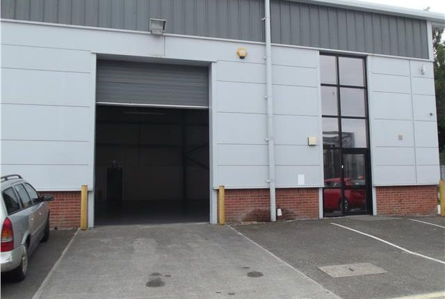 Thumbnail Warehouse to let in Unit 16, Newnham Industrial Estate, 10 Bell Close, Plympton, Plymouth, Devon