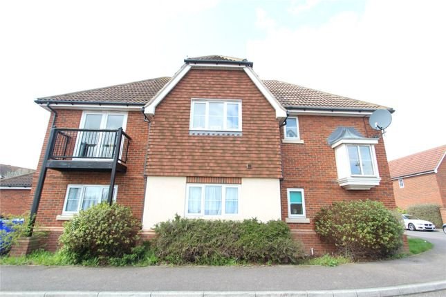 Thumbnail Flat to rent in Wigeon Road, Iwade, Sittingbourne
