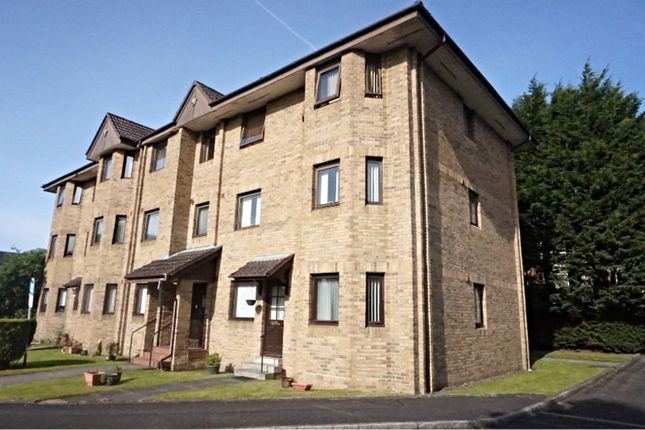 Thumbnail Flat for sale in 7 Kirkland Grove, Johnstone