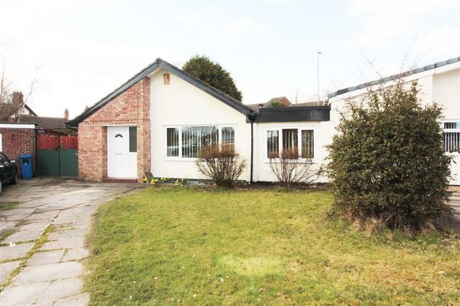 Thumbnail Bungalow for sale in Chiltern Drive, Kirkby, Liverpool