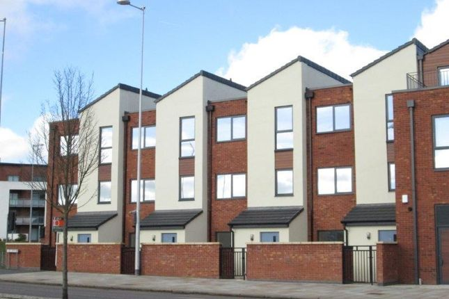 Thumbnail Terraced house to rent in West Centre Way, Lawley, Telford