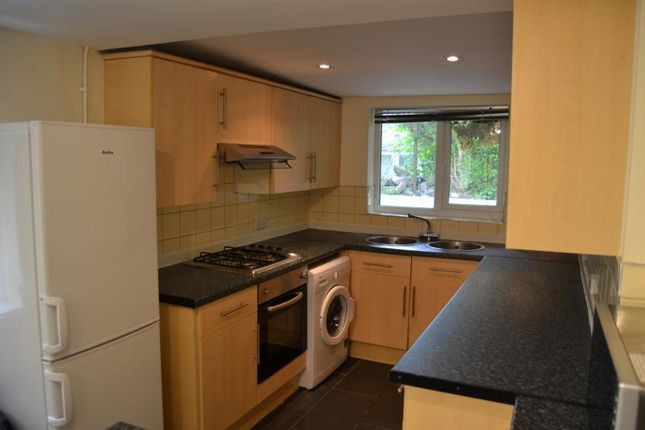 Thumbnail Terraced house to rent in Coburn Street, Cardiff