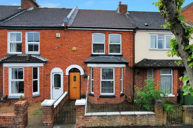 Thumbnail Terraced house for sale in Royal Military Avenue, Folkestone