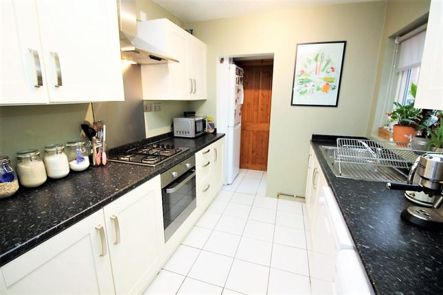 Kitchen of Shaftesbury Road, Reading RG30