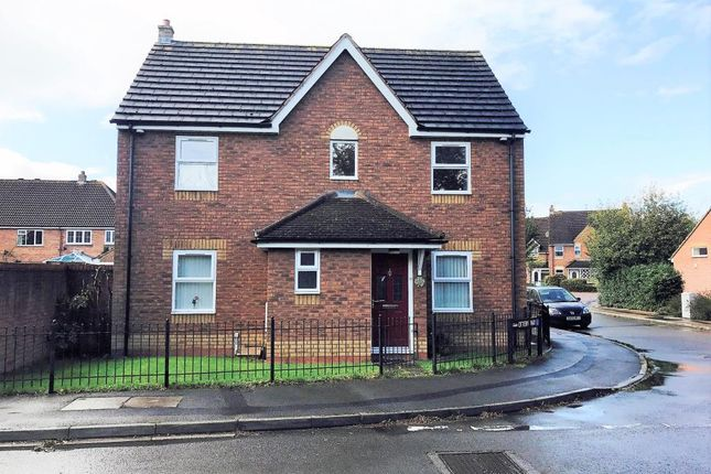 Thumbnail Detached house to rent in Ladygrove, Oxfordshire