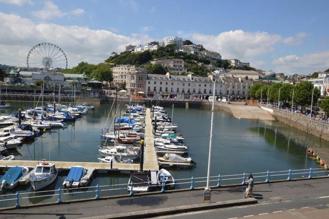 Thumbnail Flat for sale in Victoria Parade, Torquay, Devon