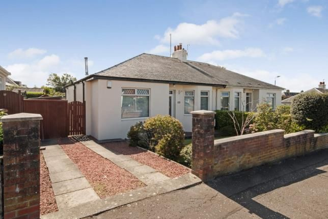 Thumbnail Bungalow for sale in Meadowpark, Ayr, South Ayrshire, Scotland