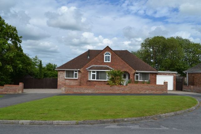 Thumbnail Detached house for sale in Balmoral Close, Swindon