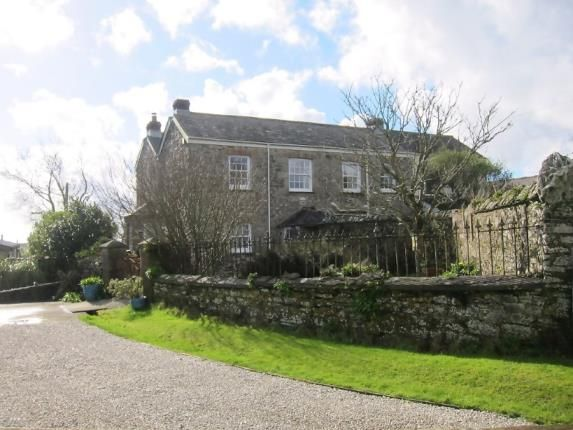 Thumbnail Semi-detached house for sale in Roseland Peninsula, Truro, Cornwall