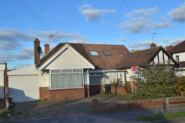 Thumbnail Semi-detached bungalow for sale in Bucknalls Lane, Watford