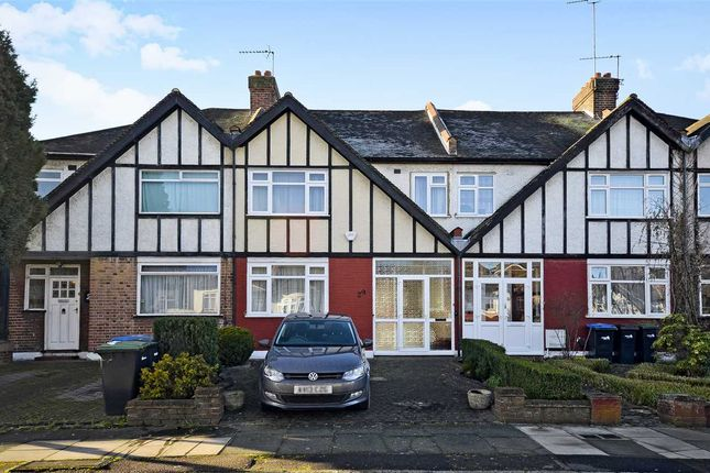 Thumbnail Terraced house for sale in Betstyle Road, Arnos Grove