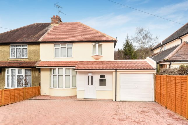 Thumbnail Semi-detached house to rent in Crescent Road, Caterham