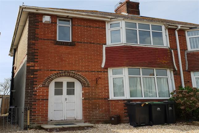 Thumbnail Semi-detached house to rent in High Street, Wyke Regis, England United Kingdom