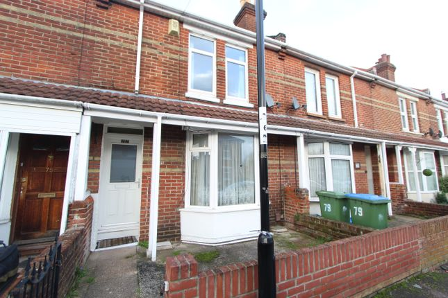Thumbnail Terraced house for sale in Kingsley Road, Southampton