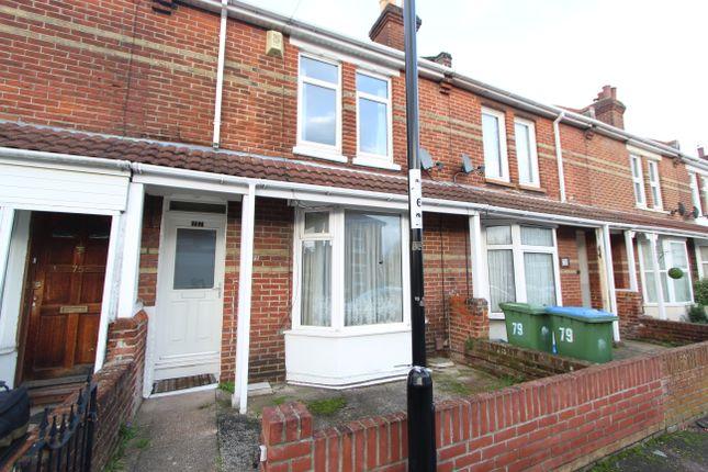 Terraced house for sale in Kingsley Road, Southampton