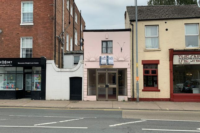 Thumbnail Retail premises to let in Barbourne Road, Worcester