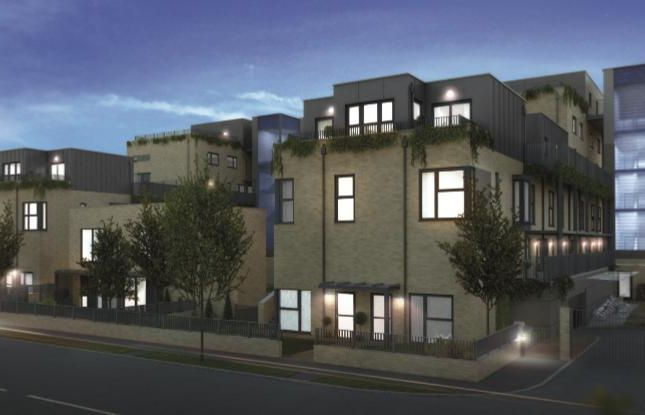 Thumbnail Property for sale in Rustat Road, Cambridge