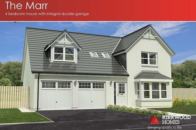 Thumbnail Detached house for sale in New Build, Plot 6 Essich Meadows, Essich, Inverness