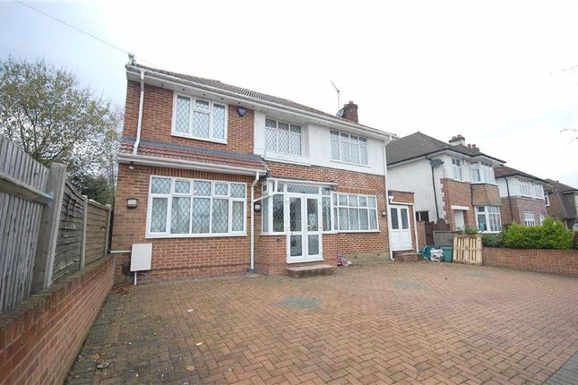 Thumbnail Detached house to rent in The Ridgeway, Ruislip
