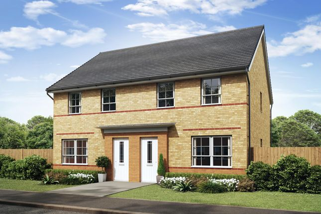"""Thumbnail End terrace house for sale in """"Maidstone"""" at Cobblers Lane, Pontefract"""