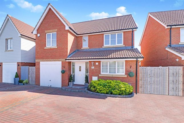 Detached house for sale in Lower Lambricks, Rayleigh