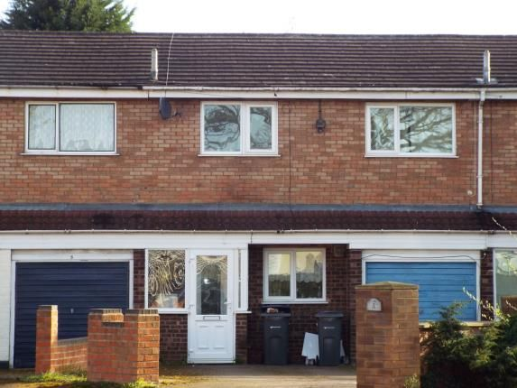 Thumbnail Terraced house for sale in Mayfair Close, Kingstanding, Birmingham, West Midlands